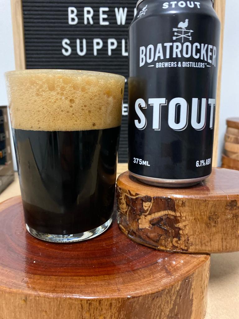 Boatrocker - Stout