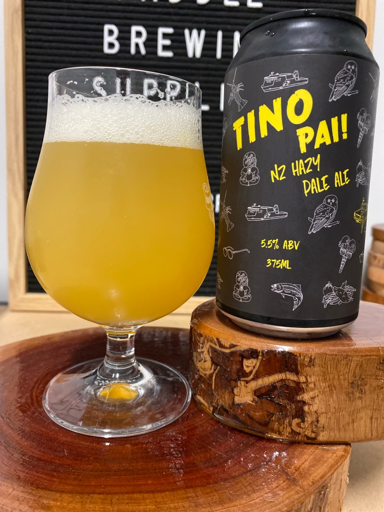 From Ben. - Tino Pai