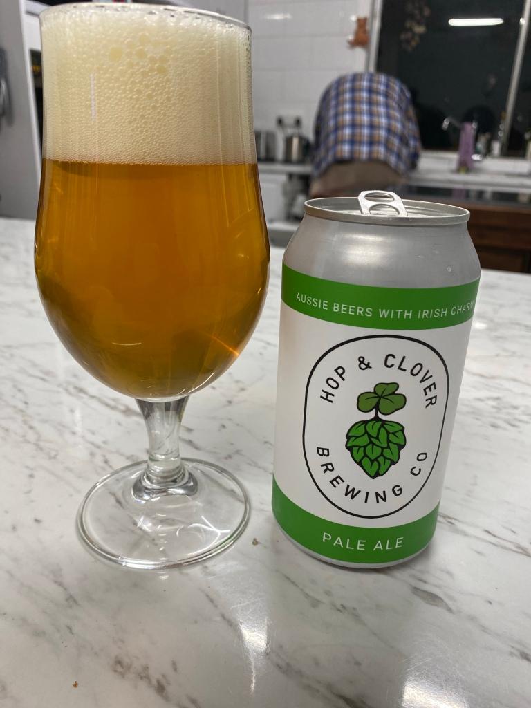 Hop & Clover - Pale Ale